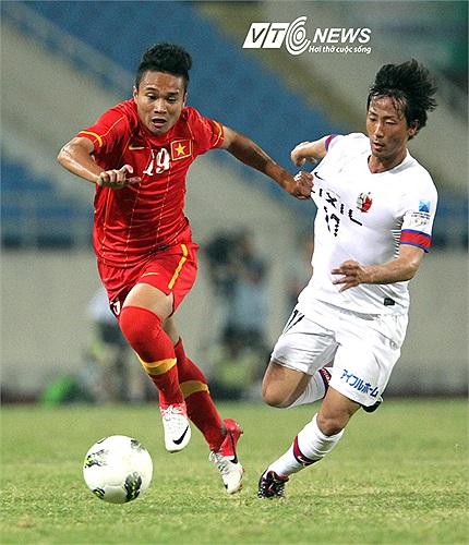 Và chính áp lực này khiến Kashima Antlers mắc sai lầm và U23 Việt Nam đã gỡ hòa 2-2.