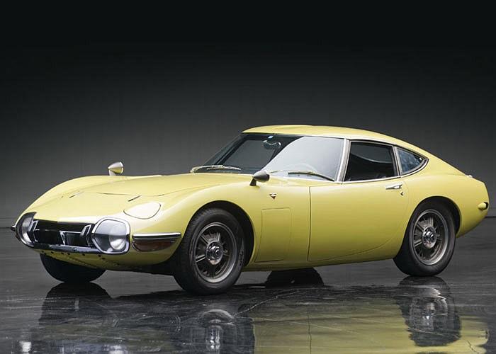 Chiếc xe được bán tại buổi đấu giá nổi tiếng RM Auctions và trở thành xe Châu Á cổ đắt nhất nhì nước Mỹ từ trước tới nay.