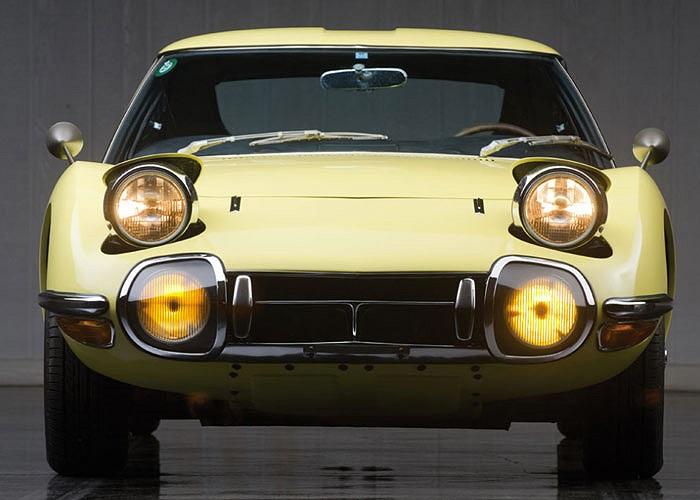 Toyota 2000 GT là dòng xe thể thao hiếm và nổi tiếng của Toyota.