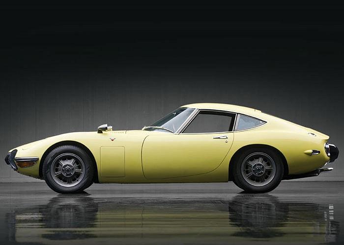 Với một số chuyên gia, chiếc xe này được coi là mẫu siêu xe đầu tiên của Nhật Bản.