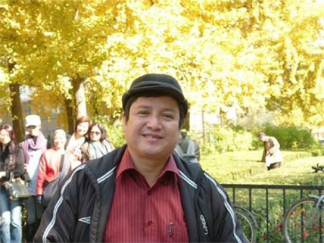 Nghệ sỹ Chí Trung lại nhớ nước Mỹ.