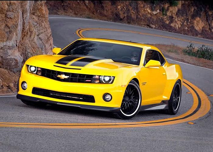 7. Saleen SMS 620 Camaro. Giá bán: 60.000 USD. Sử dụng động cơ 6.2L V8 575 mã lực, mẫu xe cơ bắp tăng tốc từ 0-96 km/h mất 4 giây và tốc độ tối đa ước tính 290 km/h.