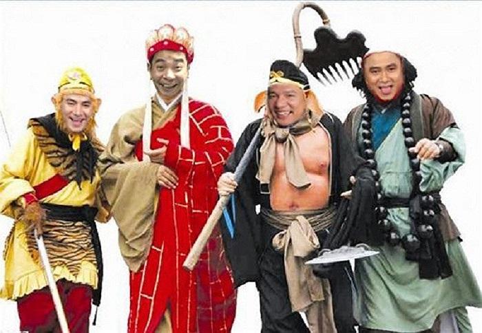 Đây có phải Tây Du Kí phiên bản Việt Nam (hình ảnh trên facebook diễn viên Công Lý).