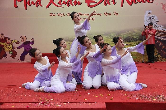 Với chủ đề Tuổi trẻ với Tổ quốc, Ngày thơ Việt Nam 2013 là tập hợp triển lãm và tiết mục trình bày những tác phẩm viết về Tổ quốc.