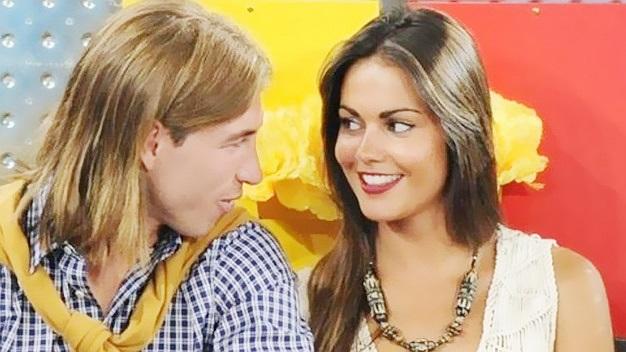 Ramos và Lara bắt quen nhau từ đầu năm 2010. Lara là phóng viên chuyên trách mảng Moto GP của đài Telecinco và là đồng nghiệp của Sara Carbonero – bạn gái thủ thành Iker Casillas.