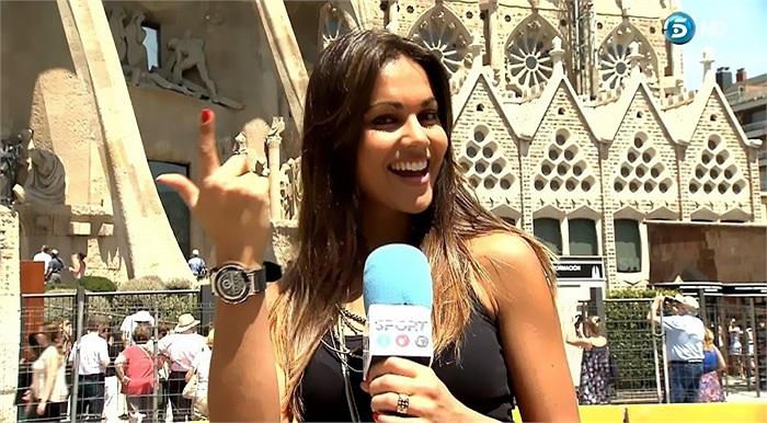 Ramos trước khi gặp Lara đã trải qua nhiều mối tình và nhiều người nghĩ rằng, anh cũng chỉ coi nữ phóng viên xinh đẹp của đài Telecinco là một cuộc dạo chơi.