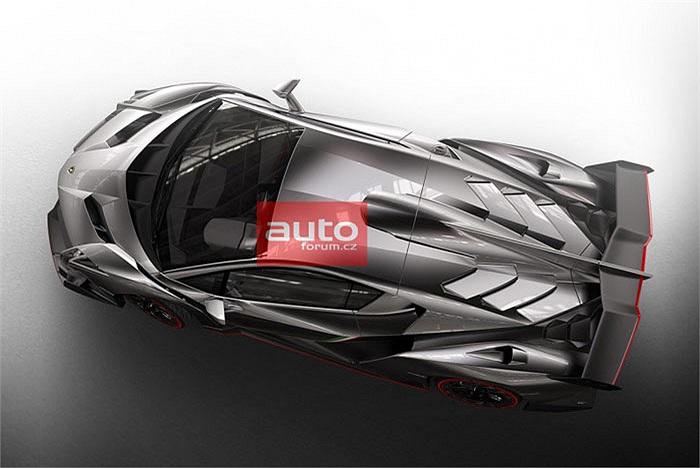 Siêu xe mới này sẽ có tên là Veneno với đúng ba chiếc được chế tạo. Dù có giá cực khủng, cả ba siêu phầm này đều đã có chủ.