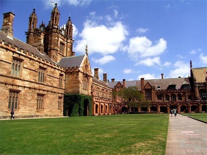5.Đại học Sydney (Australia)