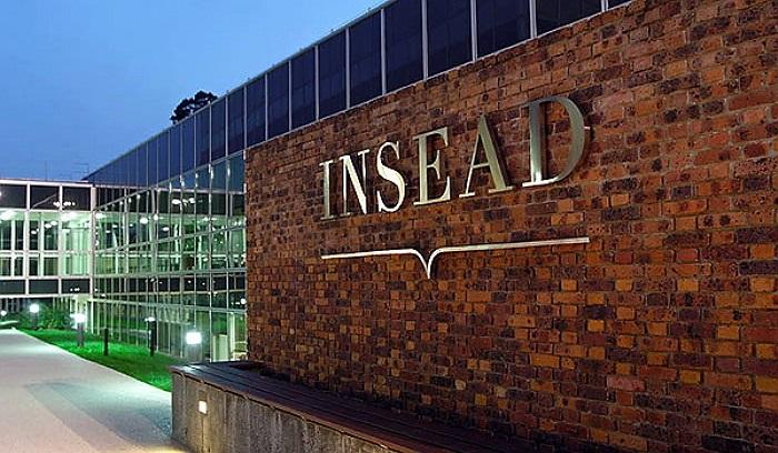 7.Trường đào tạo kinh doanh sau đại học Insead (Pháp)