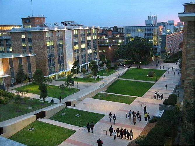 8.Đại học Newsouth Wales (Australia)