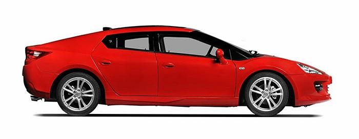 TagAZ Akvella 511 ghi điểm với thiết kế ngoại thất khá hiện đại và bắt mắt. Đầu xe được vuốt nhọn kết hợp với các vòm bánh uốn cong và cặp đèn pha kiểu mắt xếch.