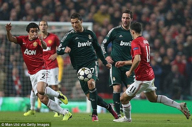 Đây là cuộc trở về đầu tiên kể từ ngày Ronaldo rời nơi đã biến anh thành CR7.