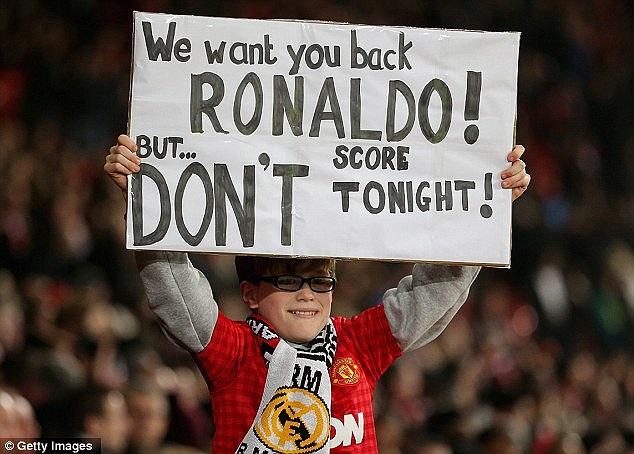 'Chúng tôi muốn anh trở lại nhưng đừng ghi bàn tối nay'