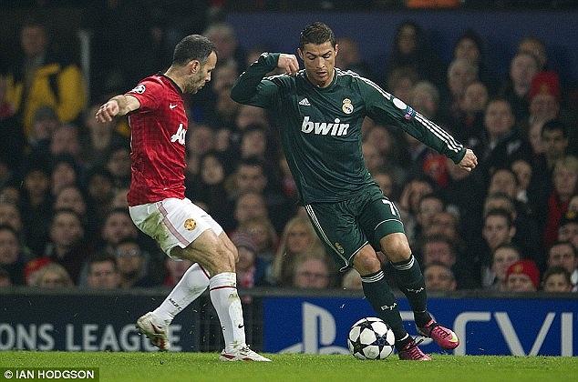 Trong phần lớn thời gian của trận đấu, Ronaldo không thể hiện được nhiều trước các đồng đội cũ.