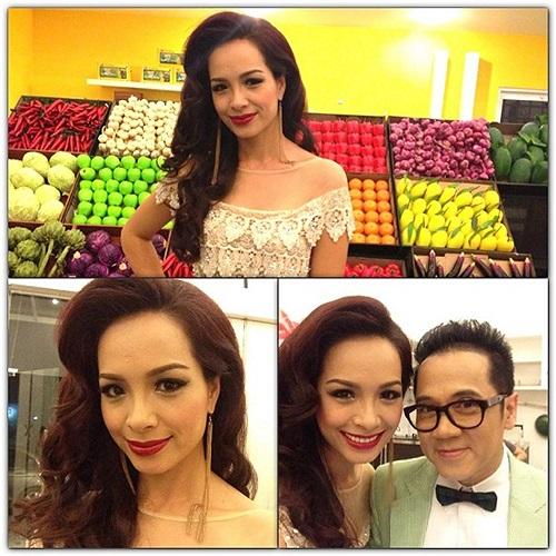 Thúy Hạnh, Thành Lộc, hai giám khảo hài hước của Vietnam's Got Talent.