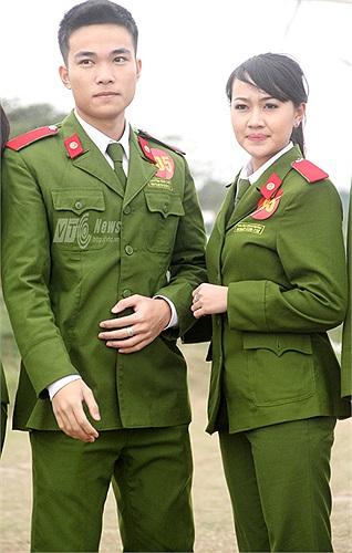 Nguyễn Văn Chiến và Trần Thị Hương Quỳnh