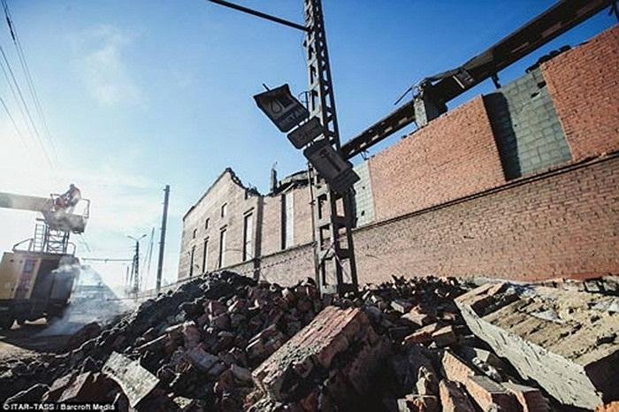 Vụ nổ thiên thạch ở Nga ngày 15/2 gây thiệt hại lớn cho nước này, khiến 1.200 người bị thương.