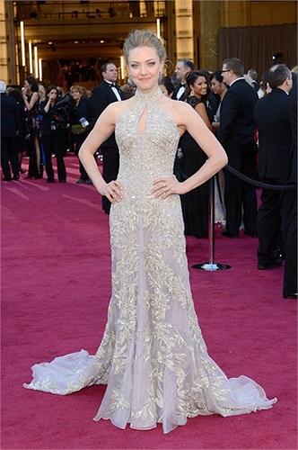 Oscar năm nay còn có sự xuất hiện của dàn sao nổi tiếng như Amanda Seyfried