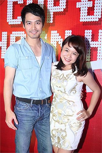 Là cặp đôi với Thái Trinh trong Cặp đôi hoàn hảo, Phan Anh và cô nàng được mệnh danh là Lenka của Việt Nam được chú ý tại chương trình này.