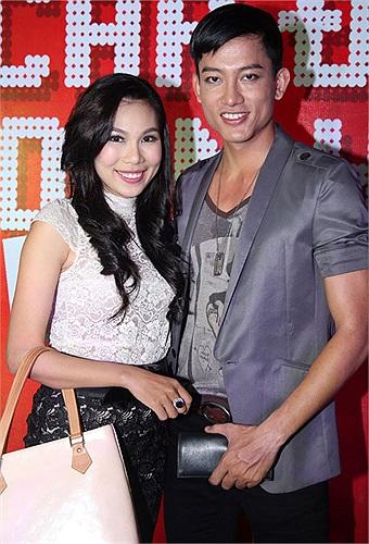 Lê Trung Cương và Khánh Ngọc cũng là cặp đôi được đánh giá cao. Đặc biệt là chất giọng của siêu mẫu Lê Trung Cương.