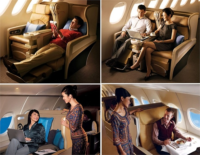1) Singapore Airlines