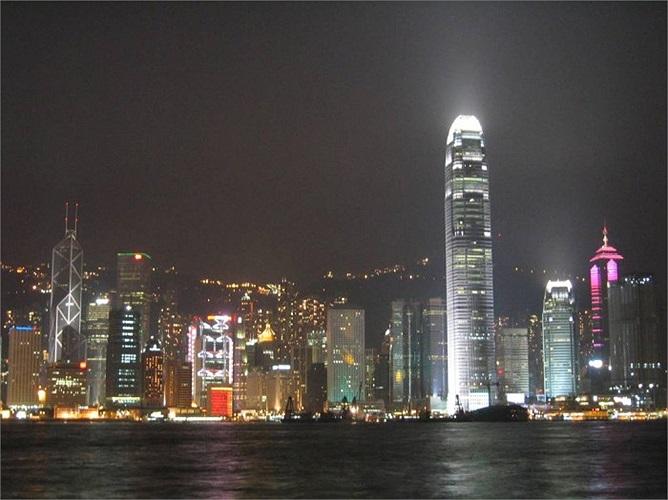 3.Hong Kong (Trung Quốc): 54 tỷ phú