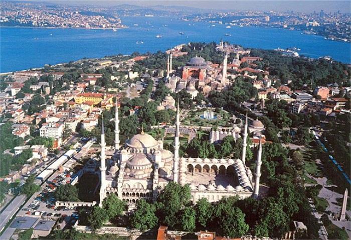 6.Istanbul (Thổ Nhĩ Kỳ): 26 tỷ phú