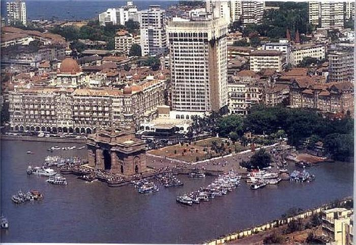7.Mumbai (Ấn Độ): 24 tỷ phú