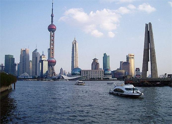 7.Thượng Hải(Trung Quốc): 24 tỷ phú