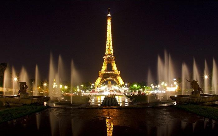 9.Paris (Pháp): 23 tỷ phú