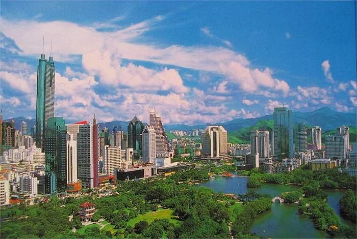 10: Thâm Quyến (Trung Quốc): 22 tỷ phú