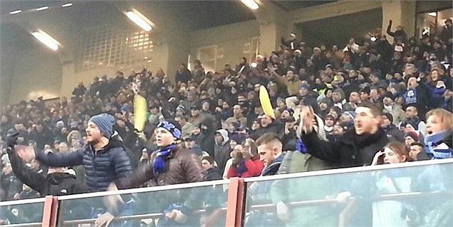 Ban tổ chức Serie A đang chuẩn bị ra án phạt cho cổ động viên Inter khi có hành vi vẫy chuối nhựa nhằm vào Balotelli