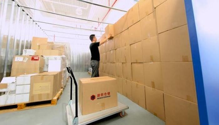 Anh Maximilian Spitzy, tổng giám đốc của Ministorage ở Thượng Hải, cho biết: Tại châu Âu có tới 70% khách hàng thuê những kho chứa đồ này là cá nhân, trong khi tại châu Á chỉ có 40%