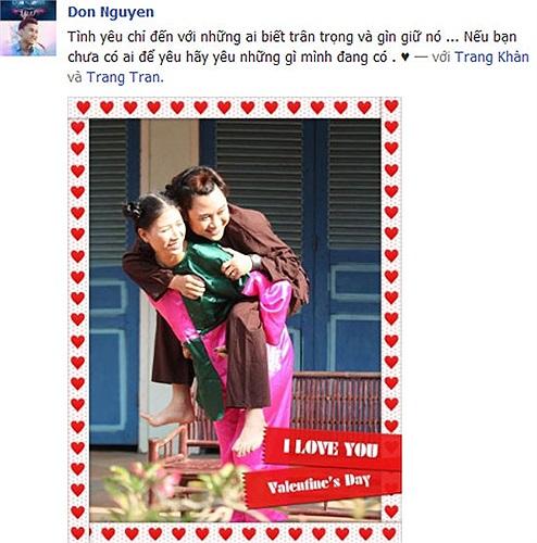 Don Nguyễn: Nếu bạn chưa có ai để yêu, hãy yêu điều mình đang có.