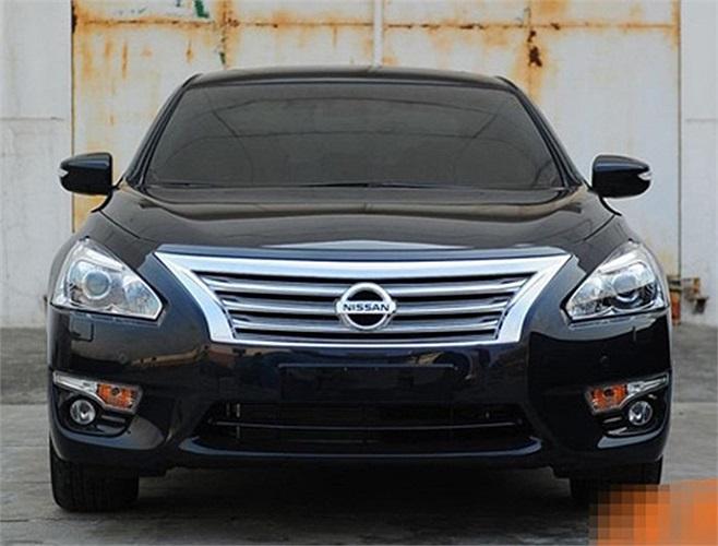 Theo thông tin ban đầu, bản động cơ V6 3.5L không còn được sử dụng cho xe Teana thế hệ mới.