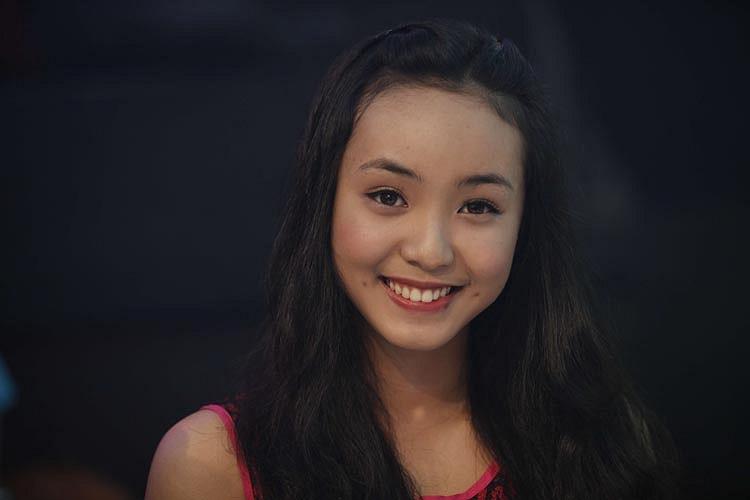 Được phát hiện từ cuộc thi Teen Model năm 2009 khi chỉ mới 12 tuổi, Bảo Trân hiện là gương mặt sáng giá của công ty người mẫu PL.