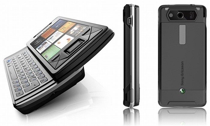 """Sony Ericsson Xperia X1: Khi xuất hiện lần đầu tiên tại MWC năm 2008, sản phẩm được coi là một đối thủ """"nặng ký"""" thách thức các bom tấn khác trên thị trường. Nhưng đáng tiếc, giá bán cao và thiếu sự hỗ trợ của các nhà mạng trên toàn cầu nên sản phẩm"""