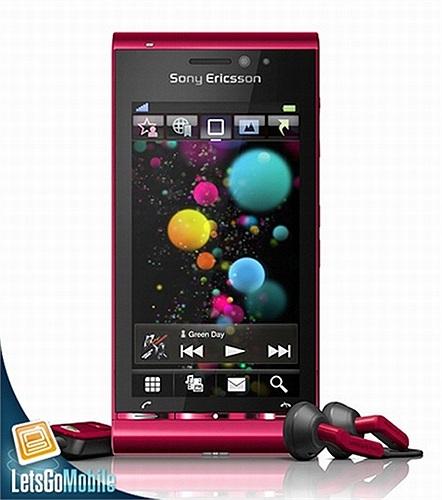 Sony Ericsson Satio:   Giới thiệu tại Barcelona năm 2009, điện thoại này là tâm điểm thu hút hàng đầu vào thời điểm bấy giờ. Sản phẩm tập trung chủ yếu vào giải trí với camera lên tới 12,1MP và máy nghe nhạc Walkman nổi tiếng.