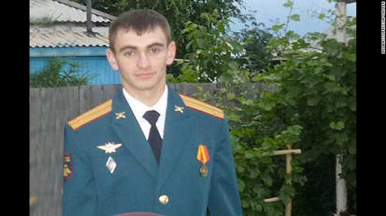 Anh hùng nước Nga Alexander Prokhorenko, người gọi máy bay ném bom tiêu diệt IS khi bị bao vây