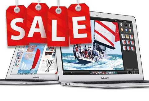 Appla MacBookAir đang bước vào đợt giảm giá cực mạnh. Ảnh Dailystar