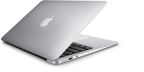 MacBookAir giảm chỉ còn 799 bảng Anh, tương đương 26 triệu VNĐ. Ảnh Google