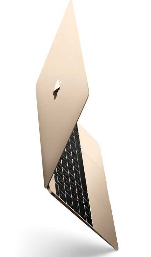 Apple cũng vừa tung ra thị trường loạt MacBook mới siêu vượt trội. Ảnh VTC News