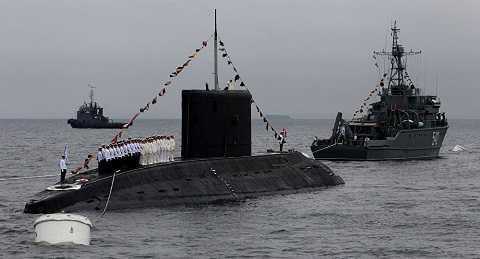 Nga đang đặt một chân vào cuộc đua thống trị đáy biển