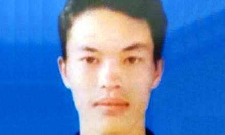 Đối tượng Nguyễn Văn Duy. Ảnh do cơ quan điều tra cung cấp.