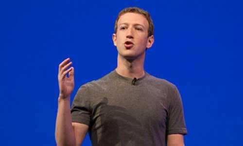 Mark Zuckerberg đã nhận mức lương 1 USD/năm nhiều năm nay.
