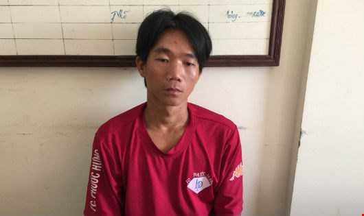 Đối tượng Huỳnh Văn Linh tại cơ quan điều tra