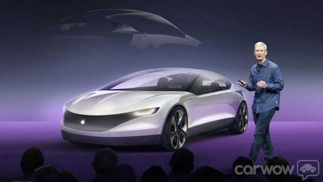Tim Cook luôn phủ nhận việc Apple chế tạo <a href='http://vtc.vn/oto-xe-may.31.0.html' >xe hơi</a>.
