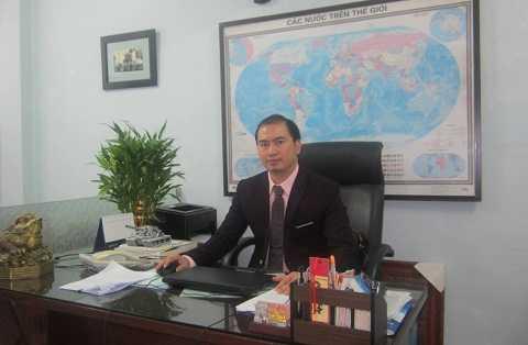 Luật sư Trương Anh Tú trao đổi với PV về vụ viêc