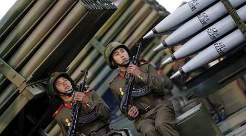 Triều Tiên ra điều kiện dừng thử nghiệm hạt nhân