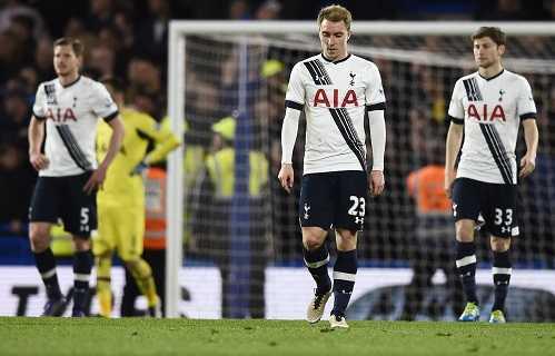 Tottenham vừa bị Chelsea cầm hòa đêm qua